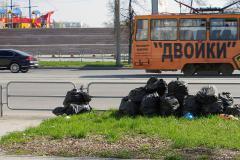 Дубровский распорядился ускорить работы по запуску новой системы обращения с коммунальными отходами