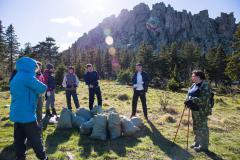 Национальный парк «Таганай» поздравил своих волонтеров