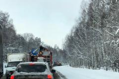 В Челябинской области вновь продлили ограничение на движение грузовиков на М-5 — до 20 часов
