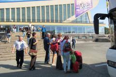 Автовокзал в ДС «Юность» переносить не будут