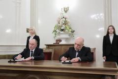 Правительство Челябинской области подписало соглашение о сотрудничестве с Президентской библиотекой