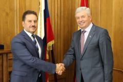 Освободившийся мандат Заксобрания Челябинской области передадут Дмитрию Альтману