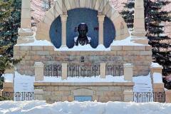 Челябинские коммунисты против пикета в поддержку Собчак у памятника Ленину