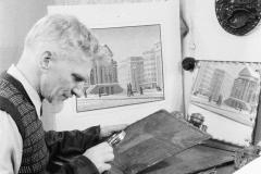 «Об Урале с любовью». В Челябинске открывается выставка Дмитрия Фехнера