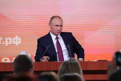 Владимир Путин о допинг-скандале с российскими спортсменами: мы дали повод, выявлены реальные случаи