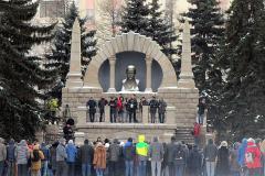 В Челябинске сторонники Навального провели собрание по его выдвижению