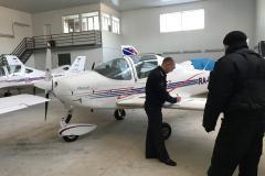 Аэродром в Калачево перестал работать -приставы арестовали самолеты и технику авиакомпании «ЧелАвиа»