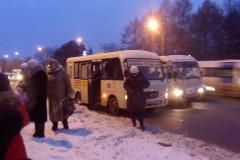 В Челябинске разъяренный автомобилист распылил газ в маршрутке
