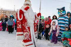 Благотворительный фонд «Металлург» дарит новогодние чудеса жителям Магнитогорска