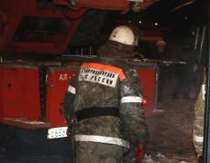 В Челябинске из-за возгорания в детском саду эвакуировали почти сто малышей