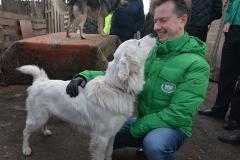 Депутат Госдумы вступился за бездомных животных