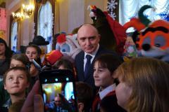 Дубровский – детям: Нужно искренне верить, что добро обязательно победит зло