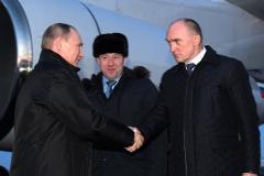 Владимир Путин будет участвовать в выборах президента, Дубровский поддерживает